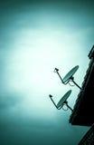 Kabel voor televisie Stock Foto's