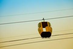 Kabelbahn Lizenzfreies Stockbild