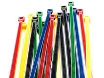 Kabelbinder Stockfotografie