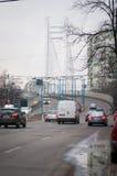 Kabelbrücke Lizenzfreies Stockbild