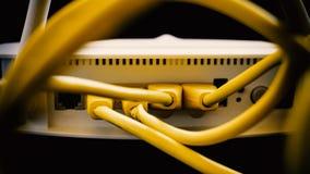 Kabelbundel royalty-vrije stock afbeeldingen