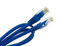 kabeldator Fotografering för Bildbyråer