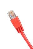 kabeldatornät Fotografering för Bildbyråer