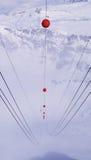 Kabels Stock Afbeelding
