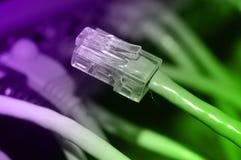 Kabels stock fotografie