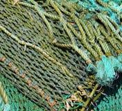 Kabels en netten Stock Foto's