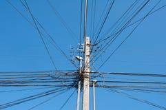 Kabels uit orde Stock Afbeeldingen