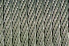 kabelstål Royaltyfri Fotografi