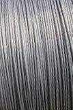 kabelståltråd Royaltyfri Bild