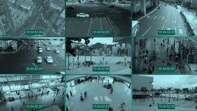 Kabeltelevisie stock footage