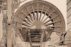 Kabelvals Arkivbild