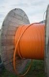 Kabelvals Fotografering för Bildbyråer