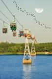 Kabelwagen Stock Afbeeldingen