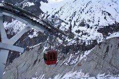 Kabelwagen Royalty-vrije Stock Foto