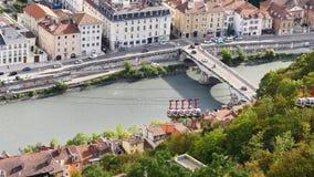 Kabelwagen van Grenoble