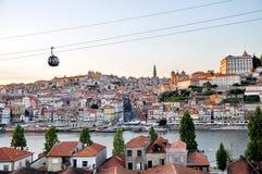 Kabelwagen van Porto Royalty-vrije Stock Fotografie