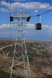 Kabelwagenvleugels van Tatev Royalty-vrije Stock Afbeeldingen