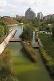 Kabesera park spain Valencia Zdjęcie Royalty Free