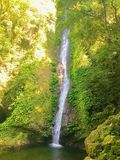 Kabigan falls Ilocos Norte Philippines Royalty Free Stock Image