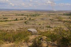 Kabile is een oude die Thracian-stad, rond de 4de eeuw BC wordt opgericht Op de stichtingen van een oudere regeling bij de voet stock foto's