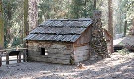 kabin Arkivbild