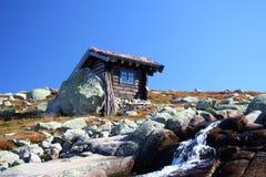 kabin ii Royaltyfri Fotografi