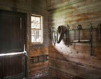 kabina barn Obraz Stock