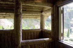 kabina ogród Zdjęcie Royalty Free