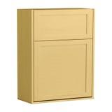 Kabinet voor gebruik in badkamerss en keukens Royalty-vrije Stock Foto's