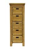 Kabinett Stockfoto