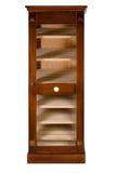 Kabinett für Zigarrespeicher Stockbild