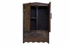 Kabinett trä Arkivfoton