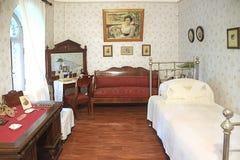 Kabinettverfasser Chekhov in Jalta Lizenzfreie Stockbilder