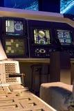 Kabinowy astronautyczny wahadłowiec Fotografia Stock