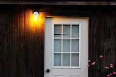 Kabinowy drzwi Obrazy Stock