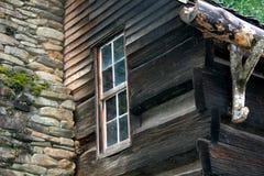 Kabinowy okno Obraz Royalty Free