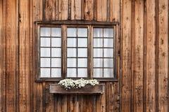 kabinowy okno Zdjęcia Royalty Free