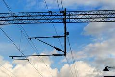 kable elektryczne Fotografia Stock