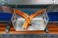 kable elektryczne Obraz Stock