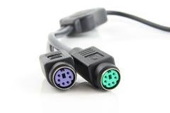 kable komputerowego związek Zdjęcia Royalty Free