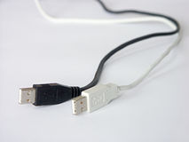 kable usb obraz royalty free