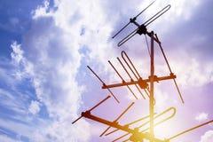 Kablowa antena Obrazy Stock