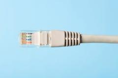 kablowego włącznika sieć Obrazy Stock