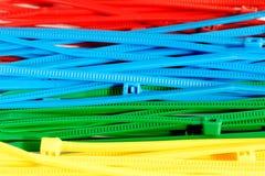 kablowi krawaty Fotografia Stock