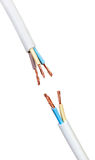 kablowy elektryczny Obraz Stock
