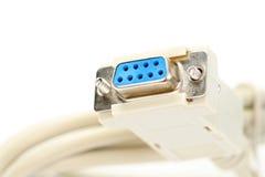 kablowy komputer Zdjęcie Royalty Free