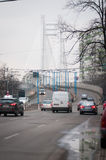 Kablowy most Obraz Royalty Free