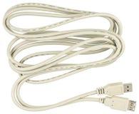 Kablowy USB Zdjęcia Stock