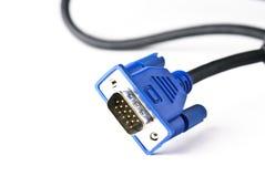 kablowy vga Fotografia Stock