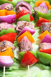 Kabobs Royalty Free Stock Images